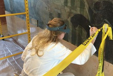 Action Report: Experts Saving Historic Lakefront Airport Murals